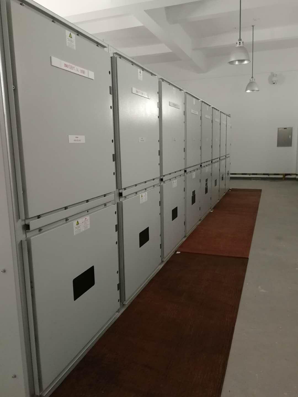 中航商用航空发动机有限责任公司临港基地项目一期工程1001号科研楼变配电工程