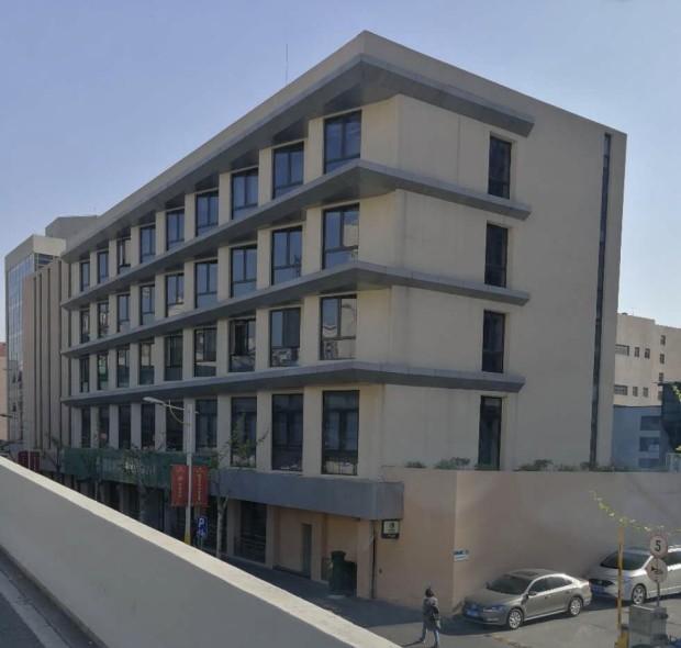 共和新路2501号综合楼装修