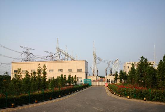 芜湖1000KV主变扩建工程